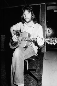 """Duane Allman is the only person I consider a major Dobro influence. He could play Dobro any way, and in fact played it his way. I wasn't aware of that until we were doing the Layla sessions, and there were a couple of ballads where he decided to play straight Dobro. It was the only time I heard Dobro that wasn't strictly confined to being country Dobro – meaning lap-style Dobro, very regimented."""