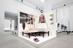 Nike Studio at Beijing Art Gallery by Coordination Asia, Beijing – China