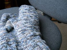 White blue brown  fingerless gloves for a man by beaulyben on Etsy, $30.00