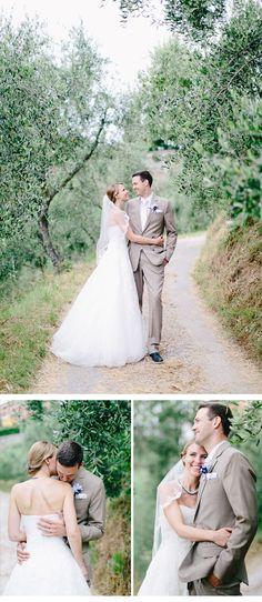 Tuscan Wedding, photo: Carmen and Ingo Photography