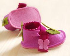 Keçe Ayakkabı Modelleri