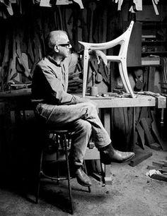 Sam Maloof, American Woodworker