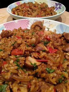 Slimming World Delights: Paprika Pork One Pot