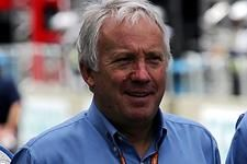 Charlie Whiting (GBR) FIA Delegate.  Formula One World Championship, Rd 18, Brazilian Grand Prix, Qualifying Day, Interlagos, Brazil, 21 October 2006