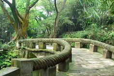 Goose Neck Park, Chongqing