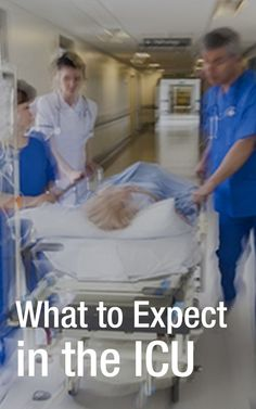 A trauma intensive care unit (ICU) is often a place that families hope they will never have to visit, but are grateful for it when needed. Online Nursing Schools, Nursing School Tips, Icu Nursing, Nursing Tips, Nursing Notes, Medical School, Icu Rn, Emergency Room Nurse, My Future Job