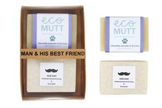 Man & His Best Friend Gift Pack Kraft gift box containing 2 bars of handmade natural soap. 1 x natural handmade Dog soap - scented with essential oils of citronella, lavender & tea tree 1 x natural handmade Man soap - scented with essential oils of sandalwood & cedarwood The perfect gift for that Best Friend Gifts, Gifts For Friends, Best Friends, Mutt Dog, Mens Soap, Lavender Tea, Kraft Gift Boxes, Shampoo Bar, Outdoor Dog