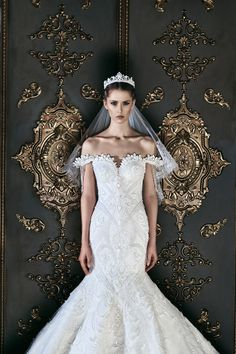 Not Your Ordinary Wedding Dresses by Michael Cinco