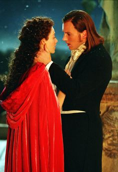 Still of Emmy Rossum and Patrick Wilson in The Phantom of the Opera