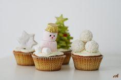 ein Cupcake-Teig, drei super hübsche Dekorationsideen