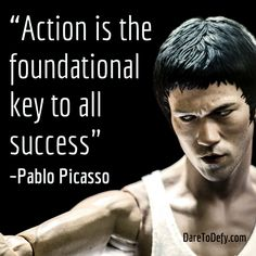 Dare To Defy! Take Action!