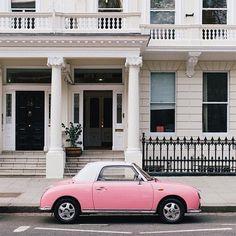 Little Pink Car!!