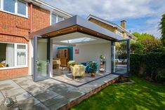 Small Conservatory, Conservatory Extension, Conservatory Design, Extension Designs, House Extension Design, Extension Ideas, House Design, Bungalow Extensions, Garden Room Extensions