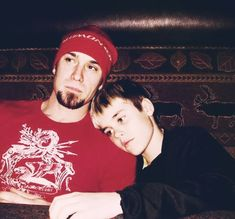 I love this picture of Jeremy and Justin so much.
