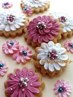 アイシングクッキー基礎講座のご案内 : シュガークラフト Made from Sugar