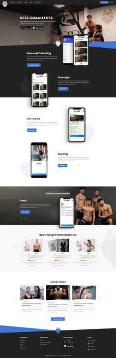 Wolf's App created a custom landing page design on They got dozens of unique ideas from professional designers and picked their favorite. App Landing Page, Landing Page Design, Wolf App, Web Design Projects, Web Layout, Mobile Design, Ui Ux Design, Web Design Inspiration, Pastel