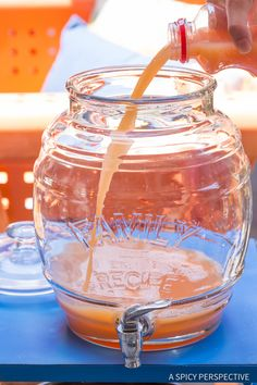 Easy to Make Bahamian Blaster Party Punch - Large Batch Summer ...