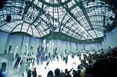 setup: paris fashion week fall 2012.