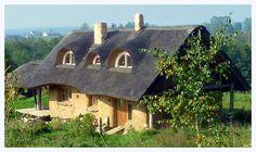 Clay country house in Poland | dom z gliny - Suwalszczyzna - zdjęcia z Polski