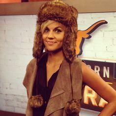 Samantha Ponder wife of Christian Ponder QB for the Minnesota Vikings