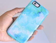 Otterbox Symmetry Case Pond Floral. Gereviewd door Oum Feerozah. Lees alles over deze iPhone 6 hoes op haar site!