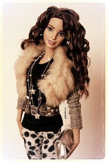 MTM Barbie Dolls: