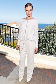 The Ultimate Roundup Of Kate Bosworth's Best Summer Looks via @WhoWhatWear