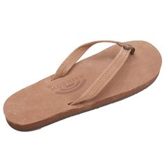 d9acb1d4c89 Rainbow Sandals Women s Premier Leather Narrow Strap Single Layer
