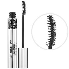 """2/3: """"It was love at first swipe. The crazy curve on this mascara wand helps to curl and lengthen my lashes for instant volume. Even better, it separates my lashes without clumping. That's a double whammy in my book."""" -Michelle R., In-Store Expert #Sephora #DailyObsessions"""