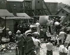 Movie Making At Warner Bros. Studios
