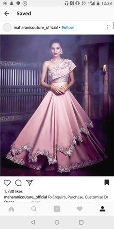 14 Best Bridal Lehenga & Bridal Wear Shops in Mumbai - Indian wedding gowns - Indian Wedding Gowns, Indian Gowns Dresses, Indian Bridal Outfits, Indian Fashion Dresses, Indian Designer Outfits, Bridal Gowns, Wedding Dresses, Indian Bridal Wear, Pink Gowns