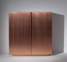 METAL FURNITURE BY KEIR TOWNSEND FOR LAURAMERONI