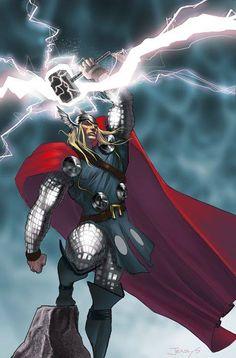 Jeremy Saliba ( Thor ) *
