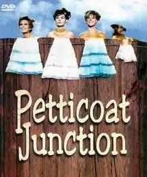 The Petticoat Junction girls from the 1960's television show.