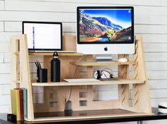 Perch Sit-to-Stand Desk is a revolutionary all-in-one standing desk | Inhabitat - Sustainable Design Innovation, Eco Architecture, Green Building