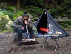 【材料費2,300円】特殊な工程は一切なし!フォールディングテーブルのDIYに挑戦 | CAMP HACK[キャンプハック] Camping Life, Campsite, Hinata, Outdoor Decor, Camping