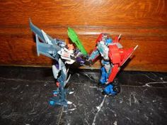 Dragstrip and Breaki's Baptism 24.30 by transformersnewfan