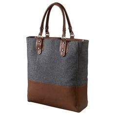 Tote from Target...