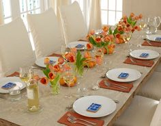 Ina Gartens dining room