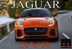 jaguar svr