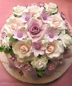 Pink roses bouquet........ by Anita Jamal, via Flickr