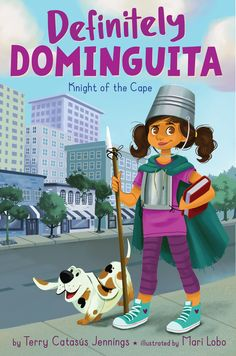 Judy Moody meets Netflix's One Day at a Time in this first book in a new chapter book series featuring a young Cuban American girl who tries to find adventure based on the classics she read with her beloved abuela—can Dominguita become a noble knight?