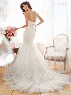 30+++Oh+So+Beautiful+Wedding+Dress+Trains