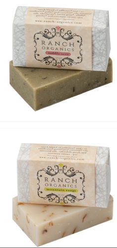 Ranch-fresh botanical soaps, now 3 for $15!  #organicbeauty #madeincolorado #bathandbody