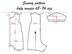 Baby Clothes Patterns Baby Girl Dress Patterns Toddler Sewing Patterns Sewing Baby Clothes Baby Patterns Baby Sewing Sewing Ideas Free Sewing Rompers For Kids Baby Romper Pattern Free, Baby Dress Patterns, Baby Clothes Patterns, Sewing Patterns Free, Free Sewing, Free Pattern, Clothing Patterns, Sewing Baby Clothes, Sewing Coat