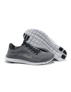 super popular 64afa 37402 Hommes Nike Free Cool Gris Metallic argent Anthracite Blanc Shoes  Chalcedony Pendant Dragon  half off Nike Free Run Sale for Sale