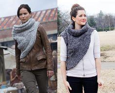 Katniss Cowl ~ free pattern