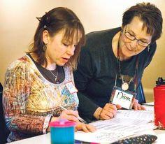 For female veterans, art serves as a bridge  By Ryan Imondi / The News-Review