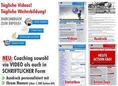 VIP JahresCoaching - Sonderaktion - tägliches Coaching