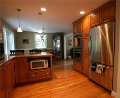 Kitchen Cupboards option- layout option